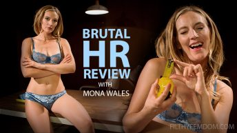 Mona Wales Brutal HR Review