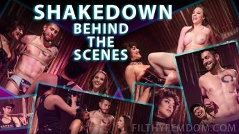 Shakedown Behind the Scenes