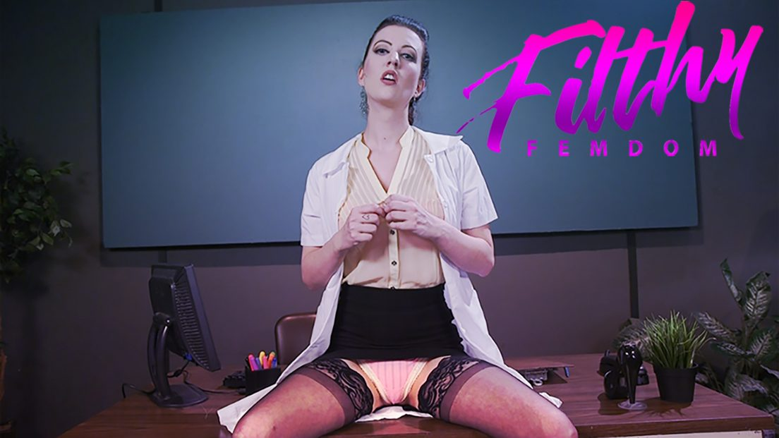 Filthy Femdom | Dr. Torn's Teasing Treatment | Cherry Torn JOI